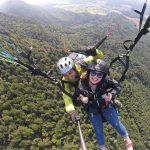 Paragliding Weissenstein, Gleitschirm Tandemflug Weissenstein